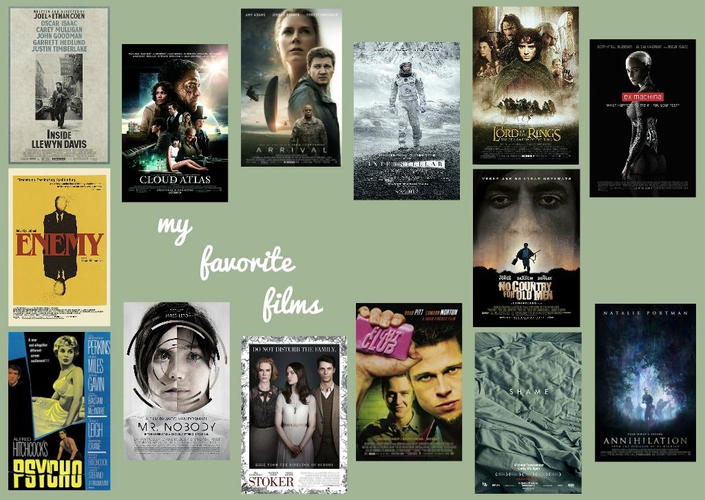 My Favorite Films Of All Time Stories Of My Life